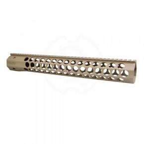 "Troy Alpha Revolution Rail STRX-AC1-15FT-00 5.56 15"" - Flat Dark Earth"