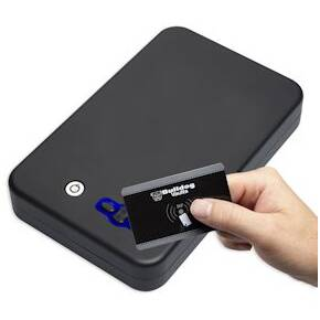 Bulldog Digital Personal Vault w/LED & RFID Access BLEMISHED
