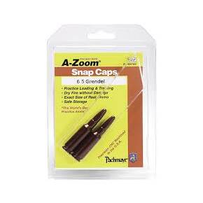 Pachmayr A-ZOOM Snap Cap 2/ct - 6.5 Grendel