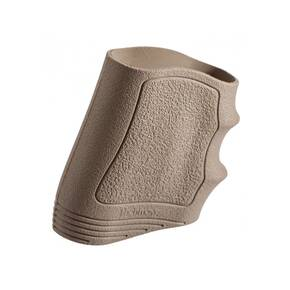 Pachmeyr Gripper Universal Pistol Slip-On Grip FDE