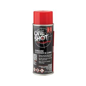 Hornady One Shot Gun Cleaner with DynaGlide Plus - 12 oz