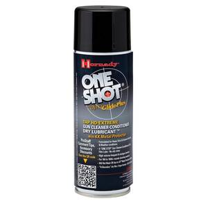 Hornady One Shot w/DynaGlide Plus / Tap HD-Extreme Gun Cleaner-Conditioner - 5.5 oz Aerosol Spray