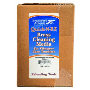 Frankford Arsenal Corn Cob Media In A Box 7 lbs