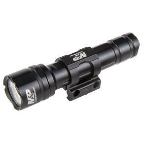 Smith & Wesson Delta Force RM-20 Tactical Light with Pic Rail Mount LED Black