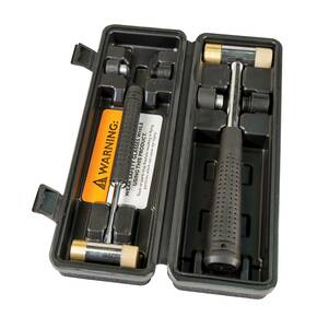 Wheeler Engineering Master Gunsmith Interchangeable Hammer Set