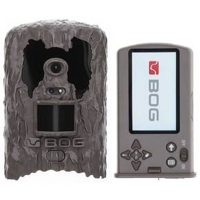 BOG Clandestine Black Flash Game Camera - 18MP