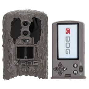BOG Blood Moon Dual Sensor Invisible Infrared LED Flash Game Camera - 22MP