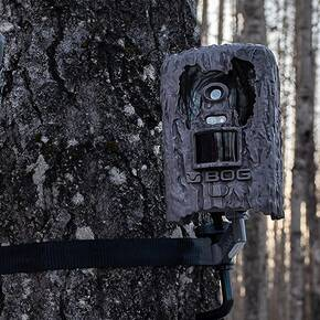 BOG Heat Seeker Infrared Game Camera 16MP