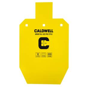 Caldwell AR500 Full Size IPSC Steel Target