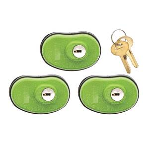 Lockdown Keyed Trigger Lock - 3-Pack