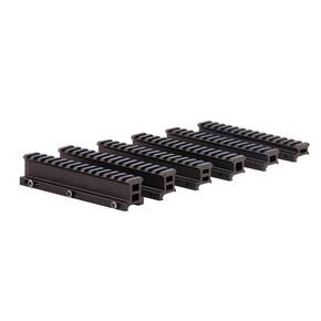 Wheeler Engineering Delta Series Pic Rail Riser 1 Inch