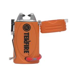 Ultimate Survival TekFire Fuel-Free Lighter PRO Lithium Ion Recharge