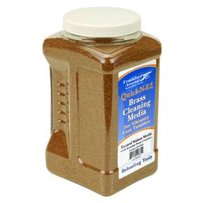 Frankford Arsenal Treated Walnut Hull Media In Reuseable Plastic Container 5 lbs