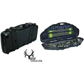 "Plano Bone Collector All Weather Bow Case, Black - 46.5""L x 16""W x 6.75""H"