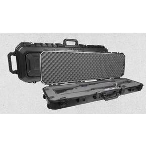"Plano AW2 52"" Double Scoped Rifle/Shotgun Storage Case"