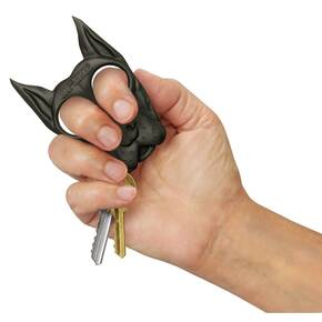 Personal Security SPIKE Self Defense Keychain - Black