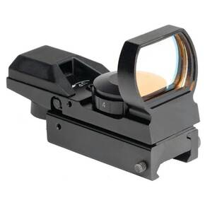 Hatsan Optima Optima 1X22x33 Open Reflex Red Dot 4 reticle, Weaver/ Pic rail  mount