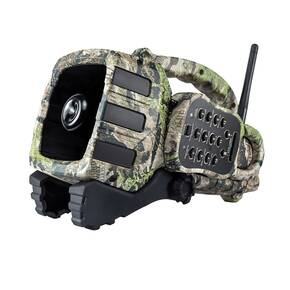 Primos Dogg Trap Ground Swat Grey Camo Horn Speaker Box