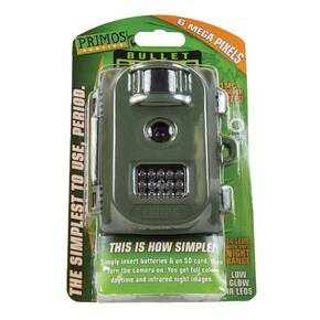 Primos Bullet Proof Trail Camera - 6MP