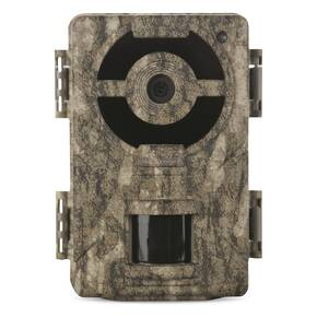 Primos Mug Shot Camo No Glow Trail Camera Clamshell 12MP - Mossy Oak Bottomland