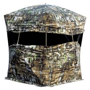Primos Double Bull Evader Ground Blind 56x56 - TRUTH Camo