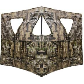 Primos Double Bull Stakeout Blind with SurroundView - TRUTH Camo