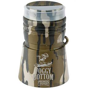 Primos Gobby Bottom Snuff Tube Turkey Call - Mossy Oak Original Bottomland
