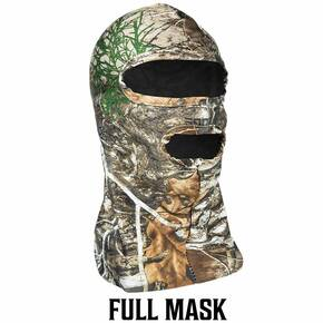 Primos Stretch Fit Mask - RealTree Edge Camo Full Face