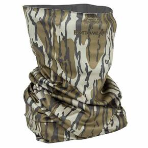 Primos Stretch Fit Neck Gaiter - Mossy Oak Bottomland OSFM