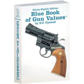 Blue Book Gun Values 38th Edition