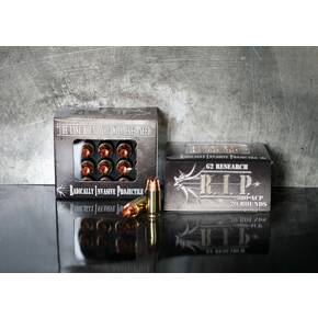G2 Research R.I.P. Handgun Ammunition .380 ACP 62 gr HP 1250 fps 20/box