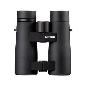 MINOX BV Open Bridge Binocular - 8x44m Matte Black