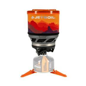 JetBoil MiniMo Sunset Cooking System