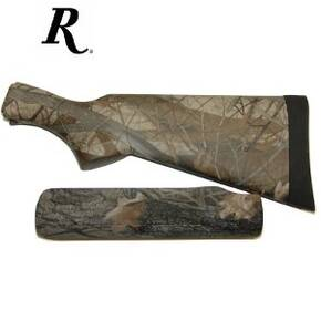 Remington 870 Stock 12 Gauge S/FE with Supercell Realtree Hardwood APG Camo Synthetic