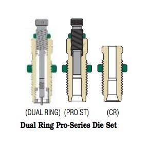 Redding Dual Ring Pro-Series Die Set .44 Spl