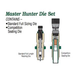 Redding Master Hunter (MH-C) Die Set 6.5 x 55 Swedish (Carbide)