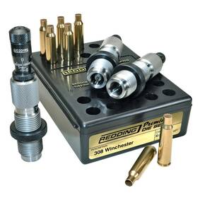 Redding Premium Series Deluxe 3-Die Set .22-250 Rem