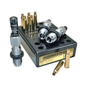 Redding Premium Series Deluxe 3-Die Set .224 Valkyrie