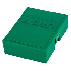 RCBS Empty Die Box