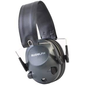 Rudolph Ear Protection - Electronic Slim Design 85dB - Green