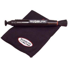 Rudolph Optics Black Lens Pen Cleaner