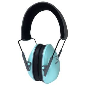 Radians Lowset Ladies NRR21 Ear Muffs - Aqua/Charcoal