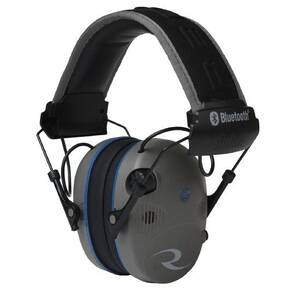 Radians Bluetooth Quad Mic Bluetooth Quad Microphone Electronic Earmuff - Wireless 24NRR