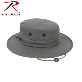 Rothco Adjustable Boonie Hat - Cotton/Polyester OSFM