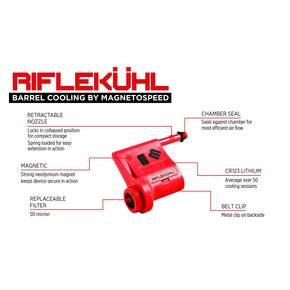 RifleKuhl Barrel Cooler (Internet packaging)