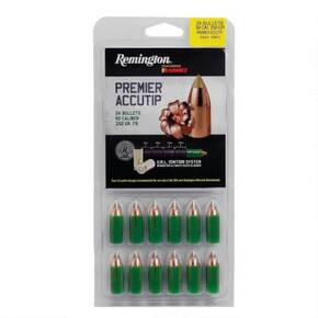 "Remington Premier AccuTip Muzzleloader Bullets .50 cal .451"" 250 gr AccuTip 24/ct"