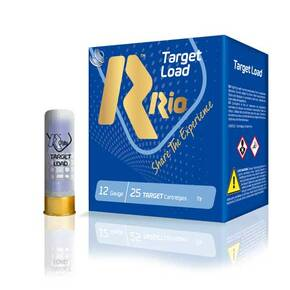 "Rio Top Game Shotshells 12 ga 2-3/4"" 1-1/4oz 1250 fps #9 25/ct"