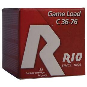 "Rio Heavy Field .410 ga 3"" MAX 1 1/16 oz #4 1150 fps - 25/box"