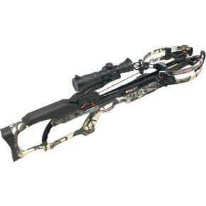 Ravin R20 Crossbow Package with Illuminated Scope & Versa-Draw Cocking System - Predator Camo