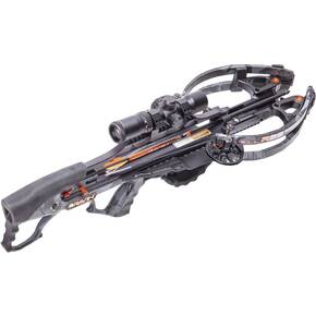 Ravin R29 Crossbow Package with Illuminated Scope / Draw Handle - Predator Dusk Camo